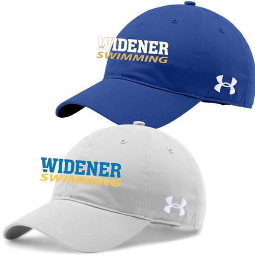 Widener Swimming Under Armour Chino Adjustable Hat 1282140