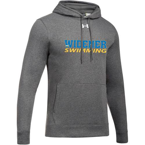 Widener Swimming Under Armour Hustle Fleece Hoody 1300123