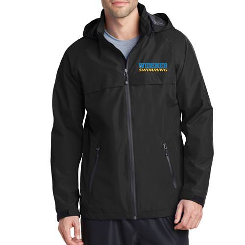 Widener Swimming Port Authority Torrent Waterproof Jacket J333