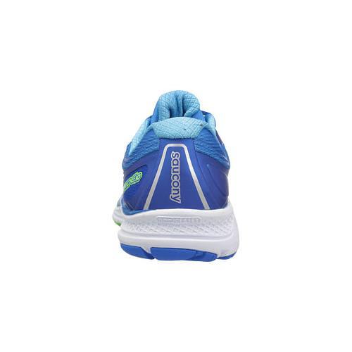 931be14dcde6 Saucony Guide 10 Women s Running Shoe Wide D Light Blue
