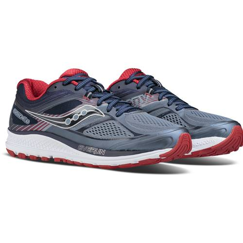 64ba3e61aea5 Saucony Guide 10 Men s Running Shoe Grey