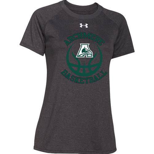 Archmere Basketball Under Armour Locker Women's Tee Short Sleeve 1268481