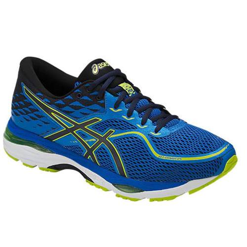 Asics GEL-Cumulus 19 Men's Running Directoire Blue, Peacoat, Energy T7B3N 4358