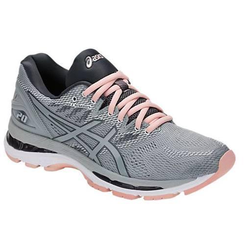 Asics course Gel 12560 Nimbus 20 Chaussure de course à pied Rose pour femmes Gris Moyen, Gris Moyen, Coquillage Rose T850N 9696 649fa54 - tinyhouseblog.website