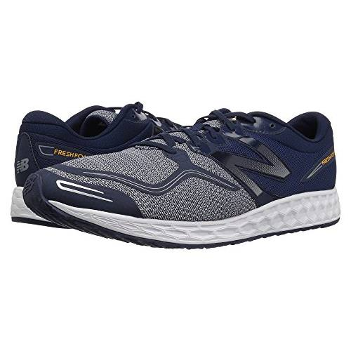 New Balance Men's Fresh Foam Veniz in Pigment, Steel MVNZRN1