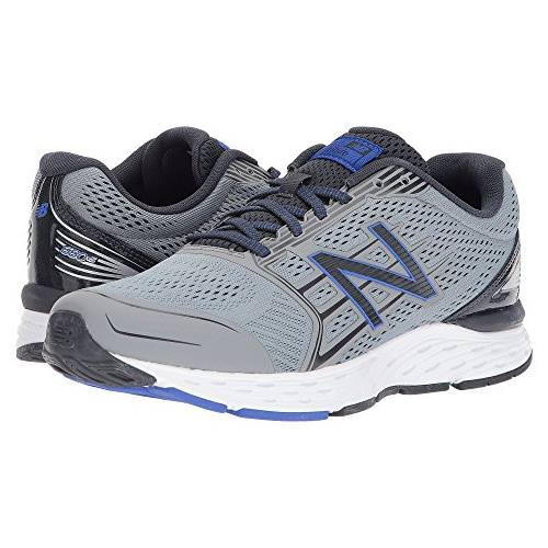 New Balance 680v5 Men's Steel, Thunder, Pacific M680LG5
