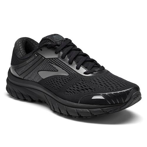 Brooks Adrenaline GTS 18 Women's Running Black, Black 1202681B026