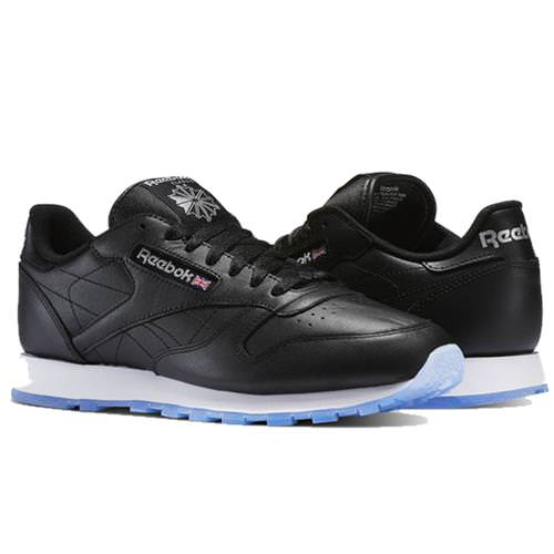 Reebok Classic Leather Black, White, Ice V48520