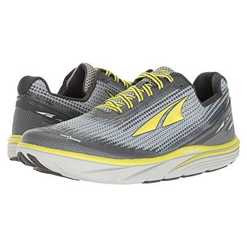 Altra Torin 3 Men's Running in Gray, Lime AFM1737F-2