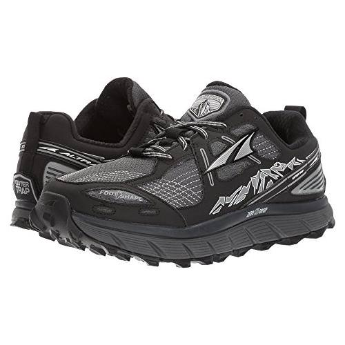 Altra Lone Peak 3.5 Trail Running Shoe for Women Black AFW1755F-4