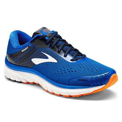 Brooks Adrenaline GTS 18 Men's Running Blue, Black, Orange 1102711D420