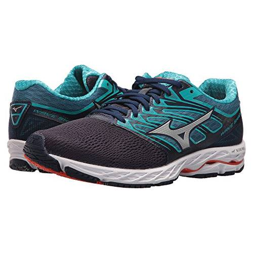 Mizuno Wave Shadow Men's Running Eclipse, Silver 410940.5A73