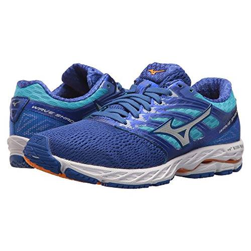 Mizuno Wave Shadow Women's Running Dazzling Blue, White 410941.5B00