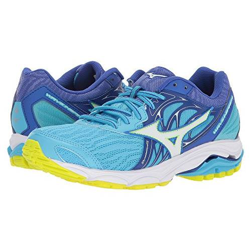 Mizuno Wave Inspire 14 Women's Running Shoes Cobalt, White 410985.5700