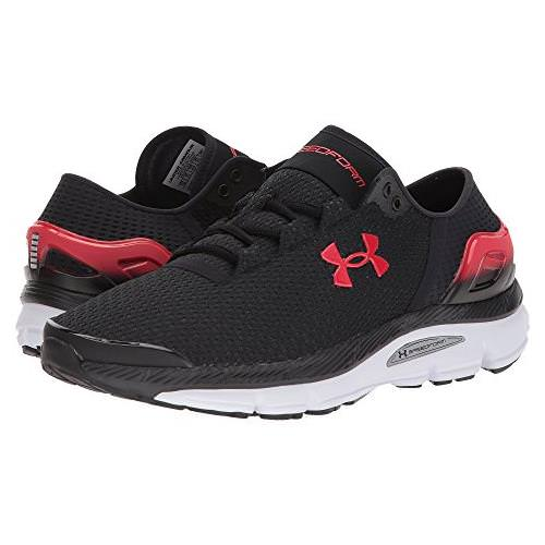 Under Armour Speedform Intake 2 Mens Running Shoe in Black, Anthracite, Pierce 3000288-001