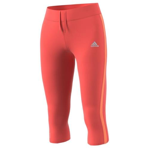 Adidas Women's Response 3/4 Tight in Easy Coral AZ2840