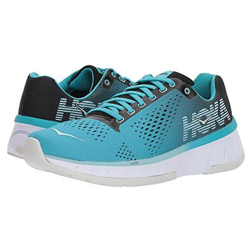 Hoka One One Cavu Women's Black, Bluebird 1019282 BBLB