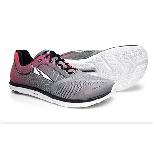 Altra Solstice Men's Running in Pink, Gray AFM1836P-6