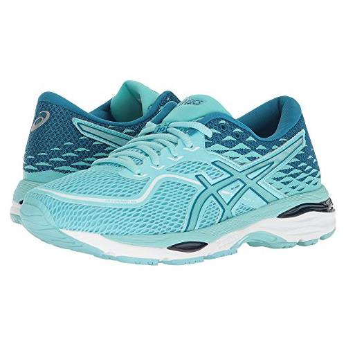 Asics GEL-Cumulus 19 Women's Running Aruba Blue, Turkish Tile T7B8N 8888