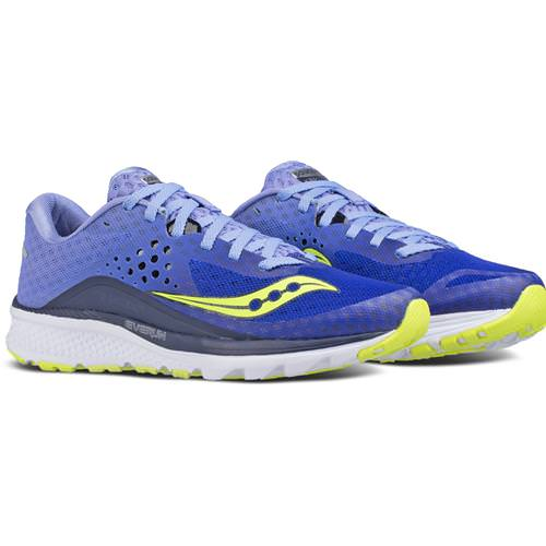 Saucony Kinvara 8 Women's Navy, Purple S10356-4