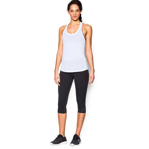 Under Armour Women's UA Streaker Running Tank Top White 1271522-100