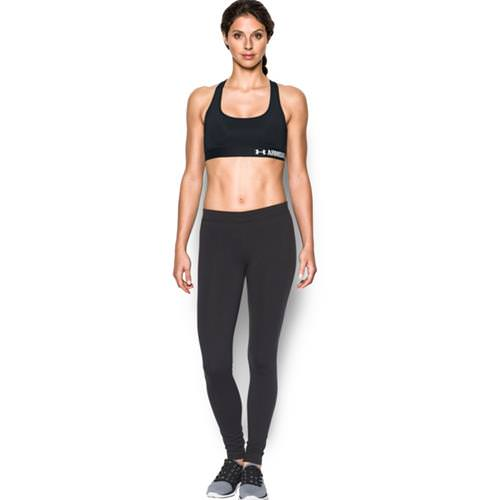 Under Armour Women's Armour Crossback Bra Black 1276503-001