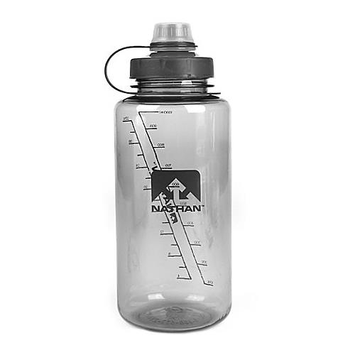 Nathan Bigshot 32oz Water Bottle in Grey NS4321-0102