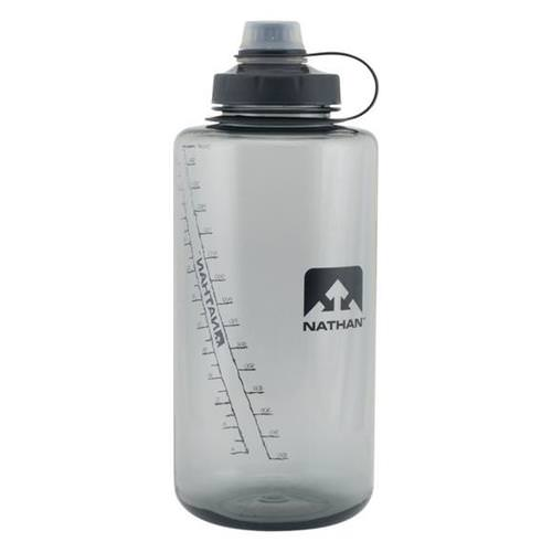 Nathan SuperShot 50oz Water Bottle in Grey NS4314-0102