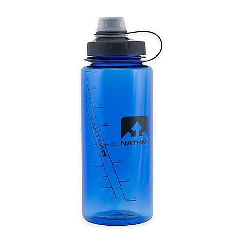 Nathan LittleShot 24oz Water Bottle in Atomic Blue NS4313-0245