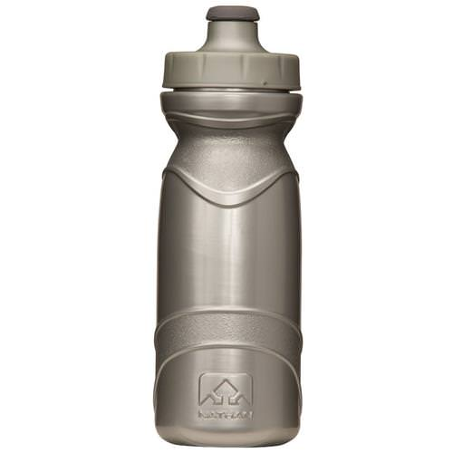 Nathan Tru-Flex Water Bottle in Grey NS4004-0190