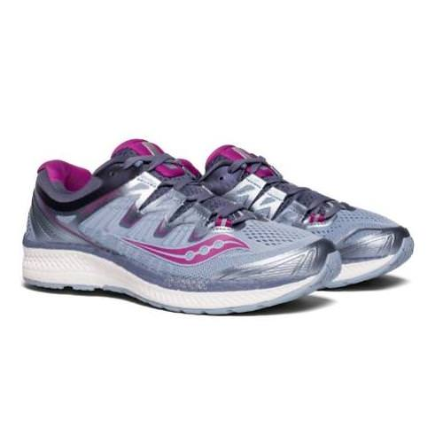 Saucony Triumph ISO 4 Women's Fog, Grey, Purple S10413-1