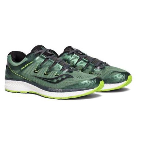 Saucony Triumph ISO 4 Men's Green, Black S20413-3