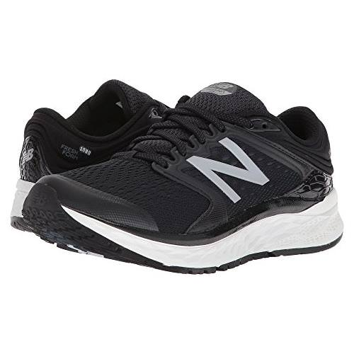 New Balance Fresh Foam 1080v8 Women's Running Shoe Black, White W1080BW8