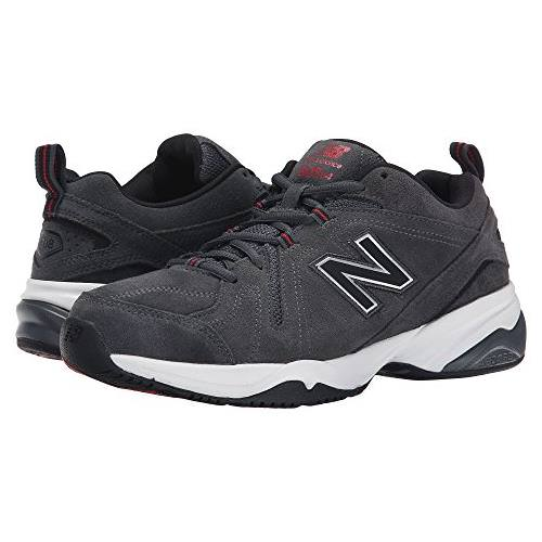 New Balance 608v4 Men's Dark Grey Cross Trainer Wide 4E MX608V4D