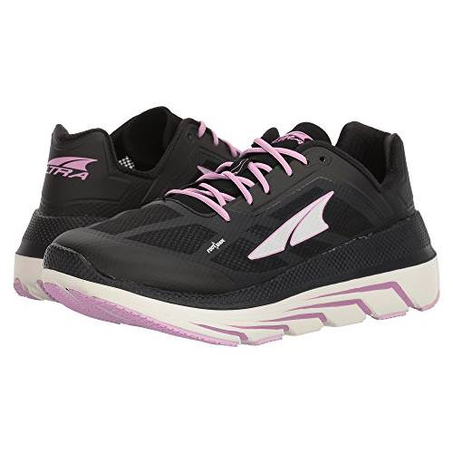 Altra Duo Women's Running Shoes in Black, Pink AFW1838F-0