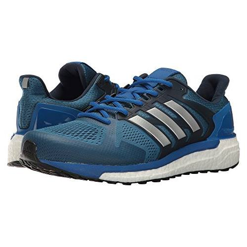 Adidas Supernova ST Men's Running Shoes Core Blue, Silver, Blue BB3102
