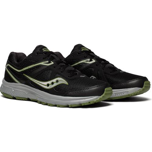 Saucony Cohesion TR11 Men's Trail Black, Green S20427-2
