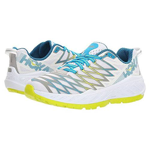 Hoka One One Clayton 2 Women's White, Acid 1014777 WAC