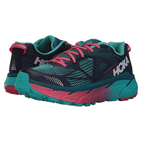 Hoka One One Challenger ATR 3 Women's Trail Peacoat, Ceramic 1014762 PCRM