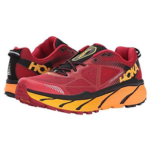 Hoka One One Challenger ATR 3 Men's Trail True Red, Chili Pepper 1014761 TRCP